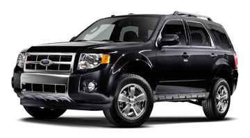 2012 Ford Escape, Best Small Crossovers