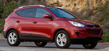 2012 Hyundai Tucson, Best Small Crossovers