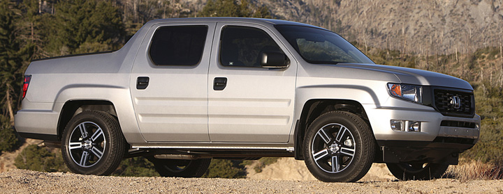 2012 Honda Ridgeline Sport, Cars That Should Sell Better