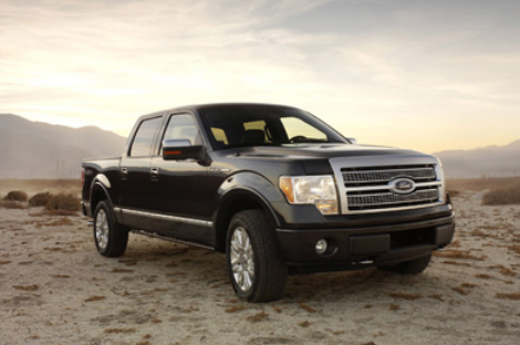 2012 Ford F-150, Best 2012 Large Pickup Trucks