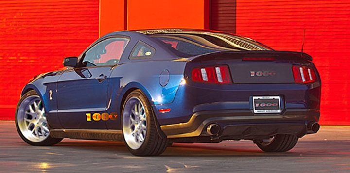 2012 Shelby Mustang GT 1000 coupe, New York Auto Show Hits and Misses