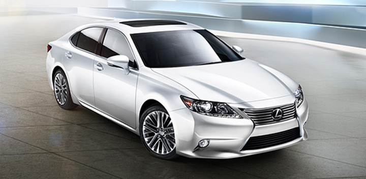 2013 Lexus ES, Lexus Styling Critique
