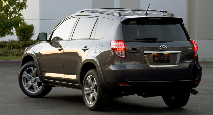 Toyota RAV4 Sport, Vehicles for Mom