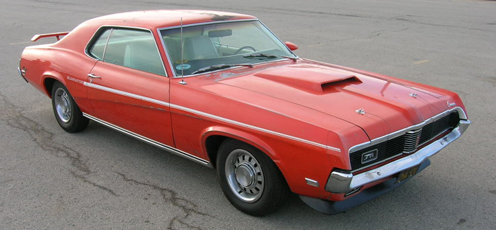 Car Spotter: 1969 Mercury Cougar Eliminator | The Daily ...