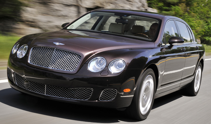 Bentley Continental Flying Spur, Top-Rated Car