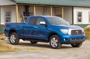 2012 Toyota Tundra, 2012 Large Pick Up Trucks