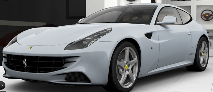 Mama Mia Special Paint Costs A Fortune On Maseratis Ferraris