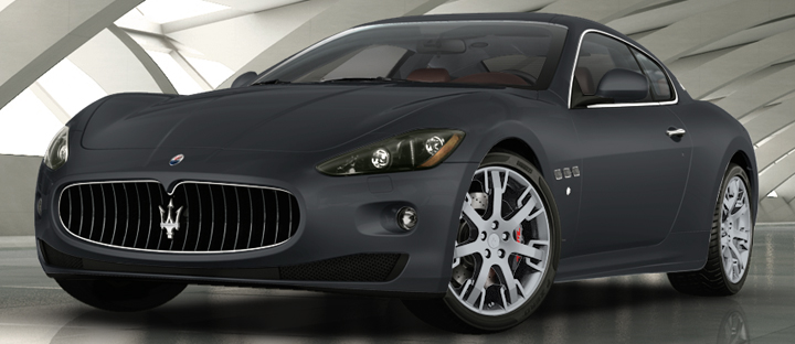 Mama mia special paint costs a fortune on maseratis for Car paint cost