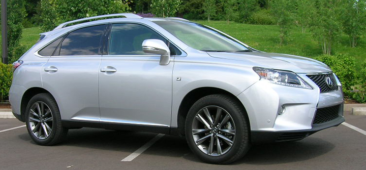 2013 Lexus RX 350 F Sport: A Real-World Walk-Around | The Daily ...