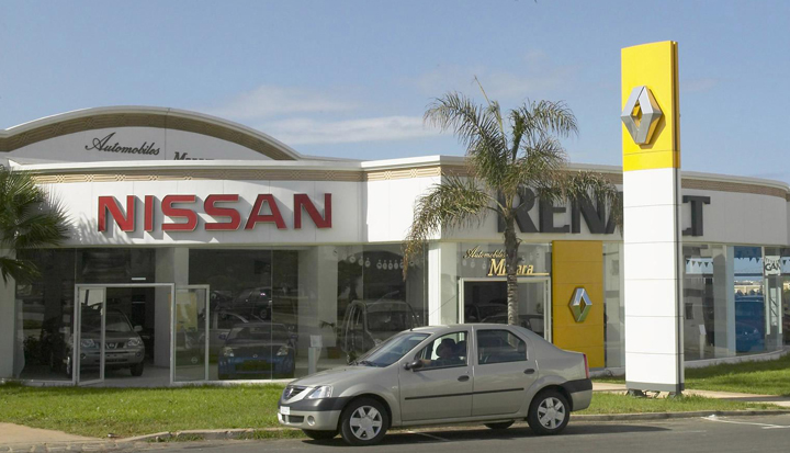 A Renault-Nissan Dealer in Morocco