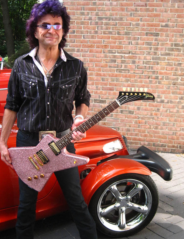 Consumer Guide Visits The Car And Guitar Collections Of