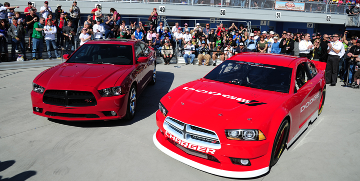 Dodge Withdraws from NASCAR