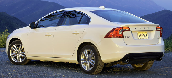 Cool Things About the Volvo S60