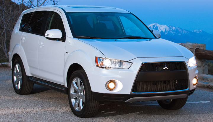 chris poole's test drive: 2012 mitsubishi outlander gt awd | the