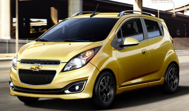 Automotive Paint Colors >> Techno Pink to Lemonade: The Many Colors of the Chevrolet Spark | The Daily Drive | Consumer ...
