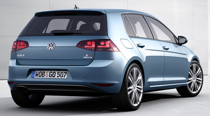 Volkswagen Tees Up Redesigned Golf for 2014-Model U.S. Debut | The Daily Drive | Consumer Guide ...