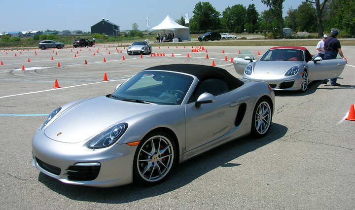 World Roadshow Driving Experience