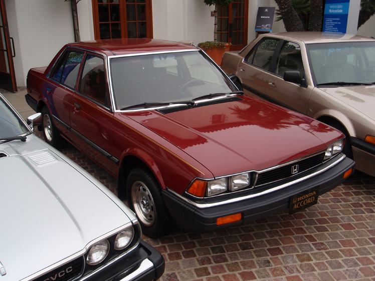 First and Latest: 1976 Honda Accord vs. 2013 Honda Accord | The Daily Drive | Consumer Guide ...