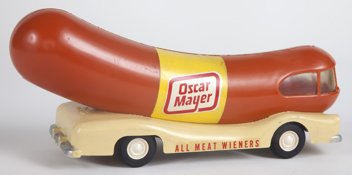 classic model cars the oscar mayer wienermobile the daily drive consumer guide the daily. Black Bedroom Furniture Sets. Home Design Ideas