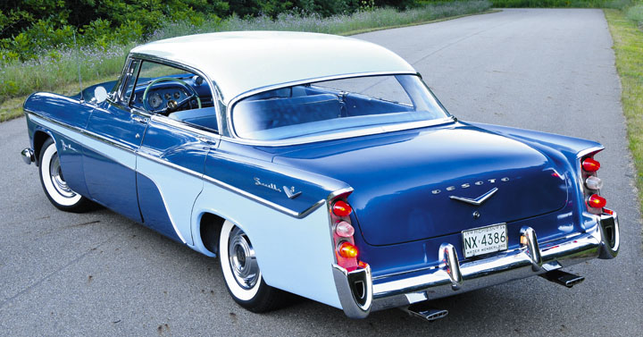 Photo Feature 1956 Desoto Firedome Seville The Daily Drive Consumer Guide 174 The Daily Drive