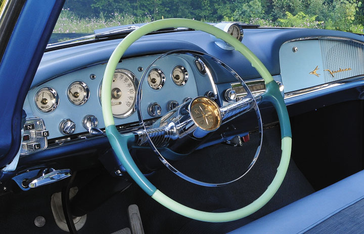 Photo Feature 1956 Desoto Firedome Seville The Daily