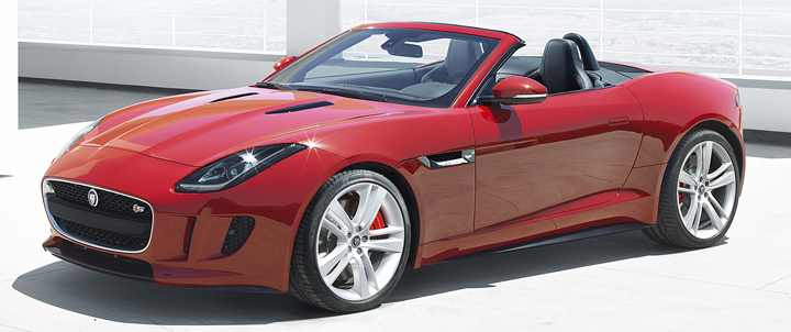 F-Type Roadster