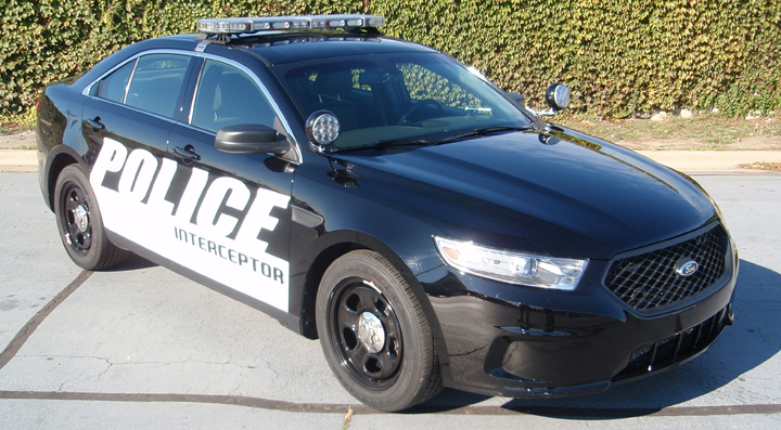 Cop Car Walk Around Ford Police Interceptors The Daily Drive Consumer Guide