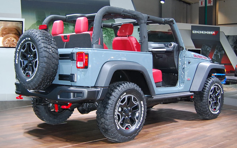 Wrangler Rubicon 10th Anniversary Edition