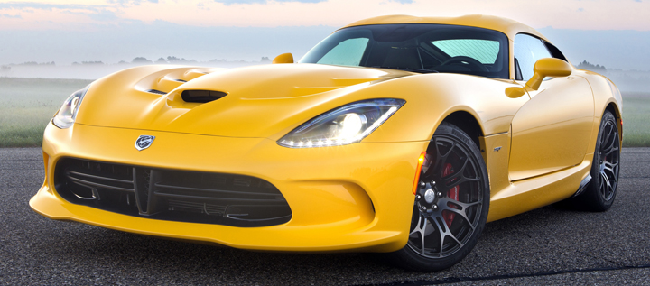 Redesigned 2013 Viper: Stronger Bite, Softer Hiss | The Daily Drive |  Consumer Guide® The Daily Drive | Consumer Guide®