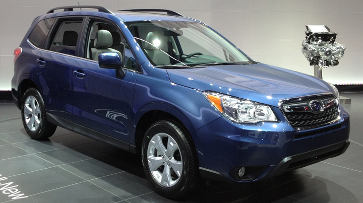 2014 Forester