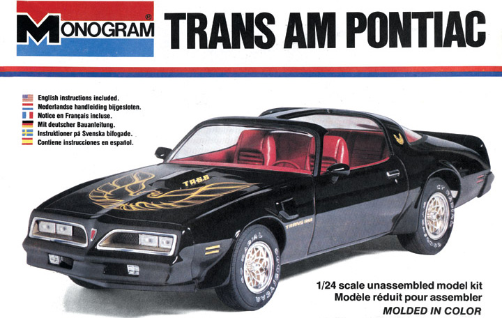 Model Kit Clic Car Kits