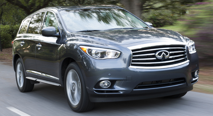 2017 Infiniti Jx35 Note This Report Supplements Consumer