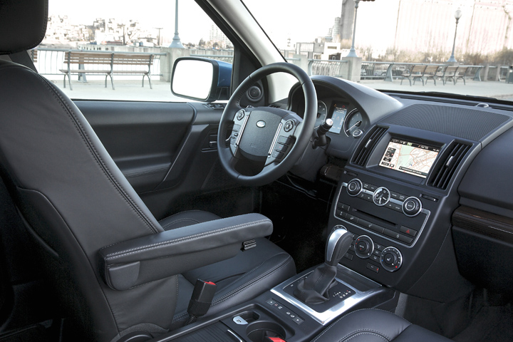 land rover lr2 interior. but if one seeks to venture offroadu2014or even just wants know they could or others couldu2014the land rover lr2 provides the capability lr2 interior b