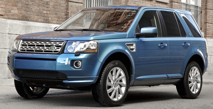 2013 Land Rover LR2 Traverses Rugged Terrain with Aplomb ...
