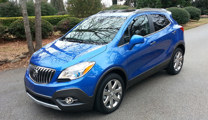 Buick Encore Walkaround