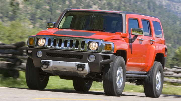 did the hummer h3 get a bum rap the daily drive consumer guide the daily drive consumer. Black Bedroom Furniture Sets. Home Design Ideas