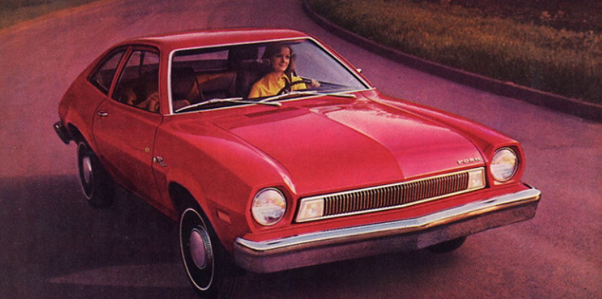 Price Of A 2013 Ford Pinto 17 375 The Daily Drive Consumer