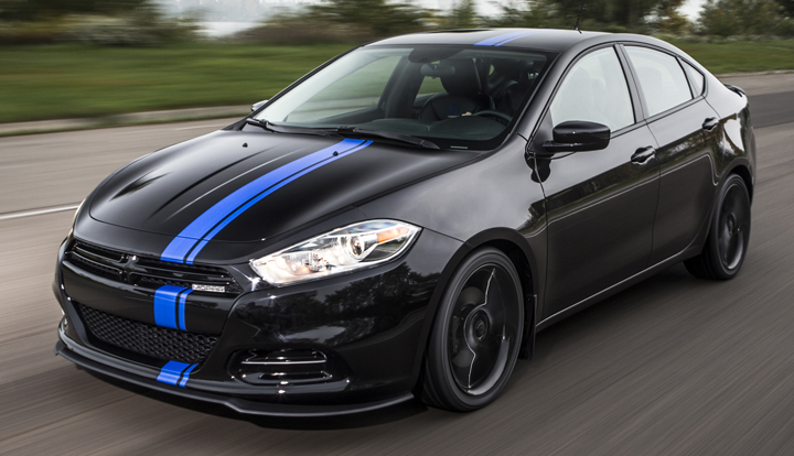 Dodge Dart Mopar Edition