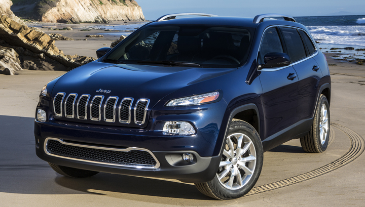 Jeep Cherokee Returns