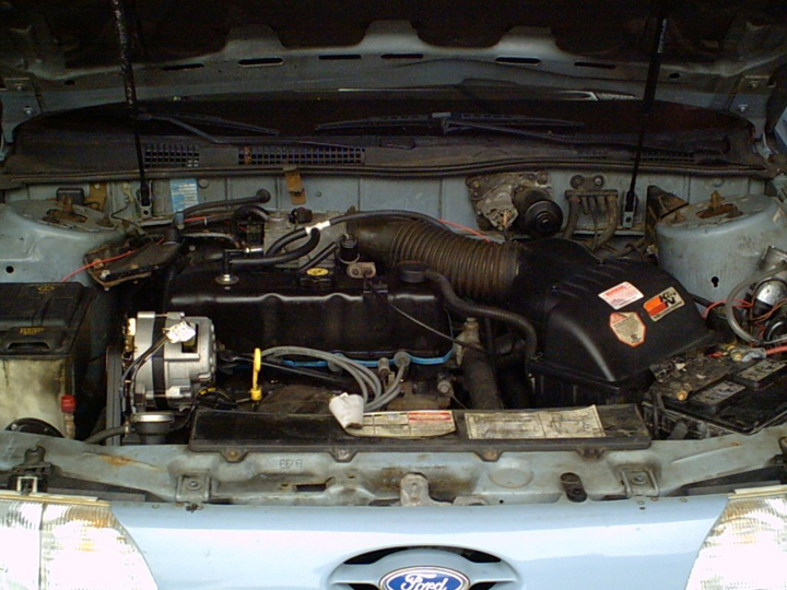 A Ford Hsc Engine