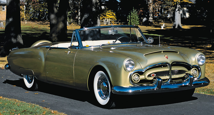 Photo Feature Packard Pan American The Daily Drive - Ideal classic cars car show