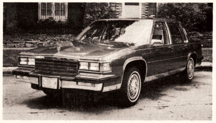 1985 Cadillac Fleetwood Review