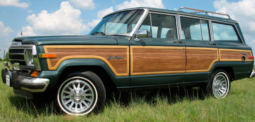 Jeep Wagoneer Vintage Suv That S Simply To Die For The