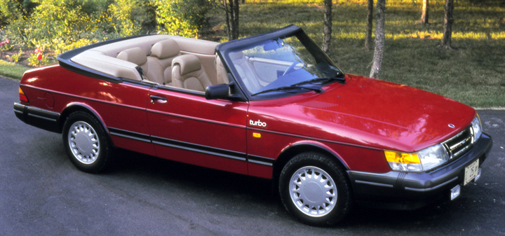 image gallery 1987 saab 900 convertible. Black Bedroom Furniture Sets. Home Design Ideas