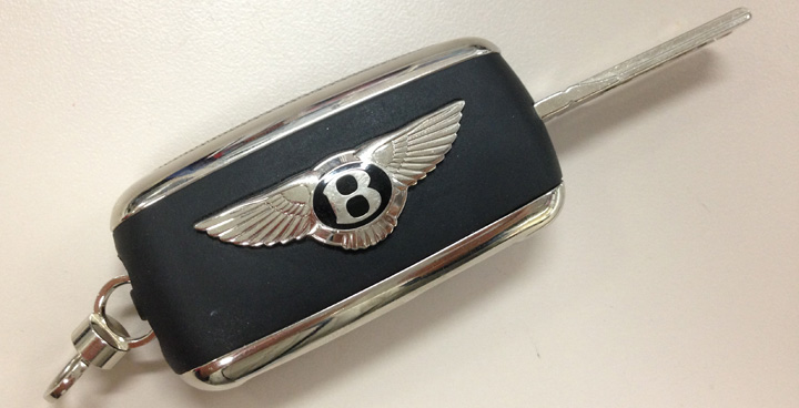 Giant Bentley Key