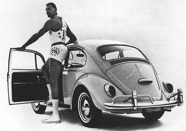 Could Wilt Chamberlain Have Fit Inside a VW Beetle? | The Daily Drive | Consumer Guide® The ...