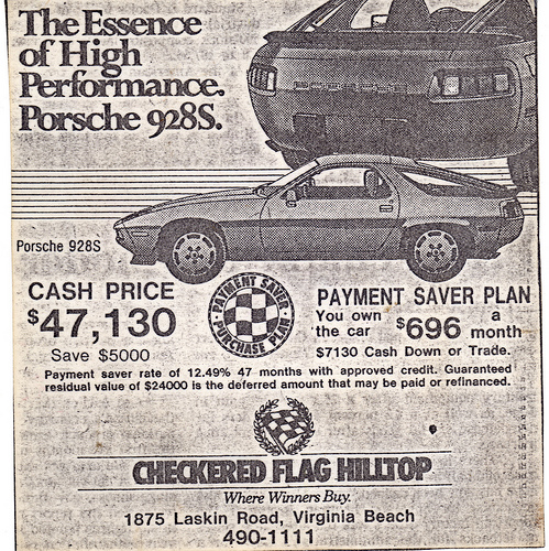 How Much? Six Cool Car Ads With Prices