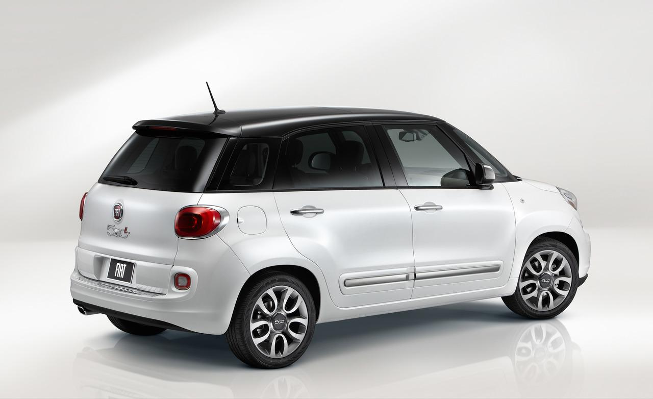 Test Drive 2014 Fiat 500l Quot Lounge Quot The Daily Drive