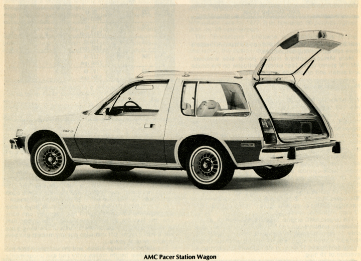 1977 AMC Pacer Wagon Review