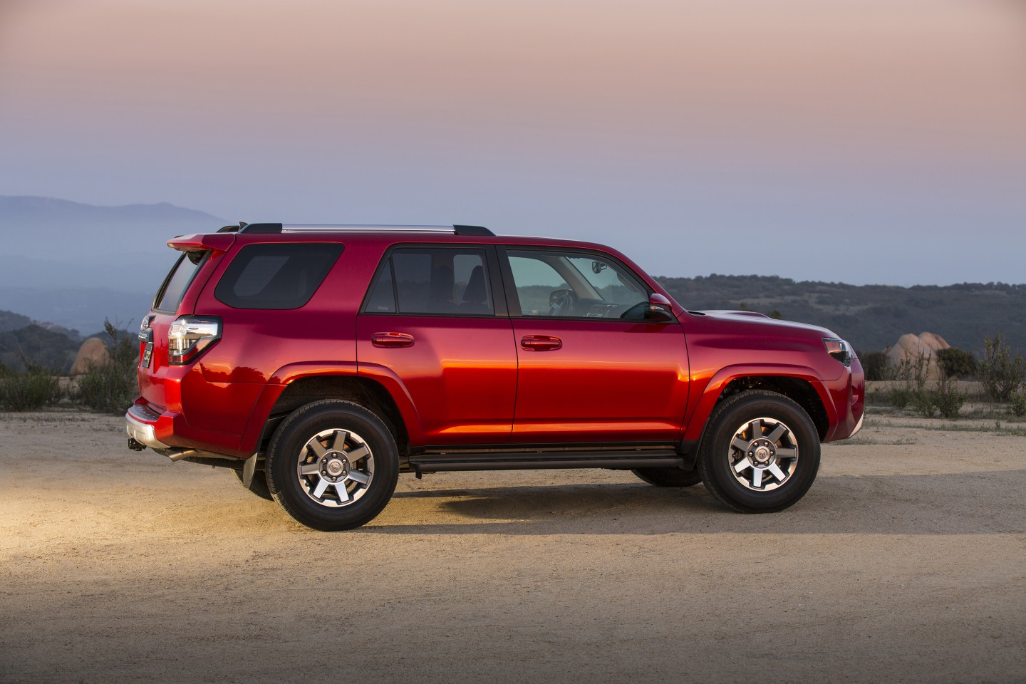 2014 Toyota 4Runner Taming the Dragon The Daily Drive
